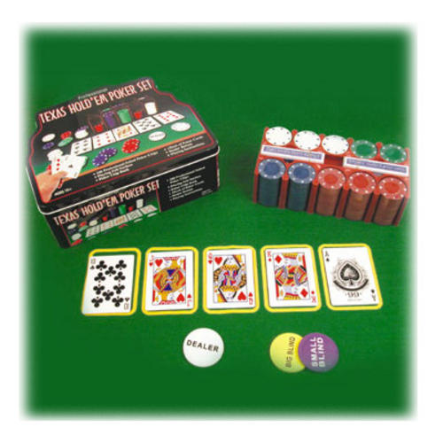 how to deal texas holdem poker